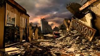 Call of Duty Ghosts - Desolate City Scene [Live Wallpaper] - (1080p)