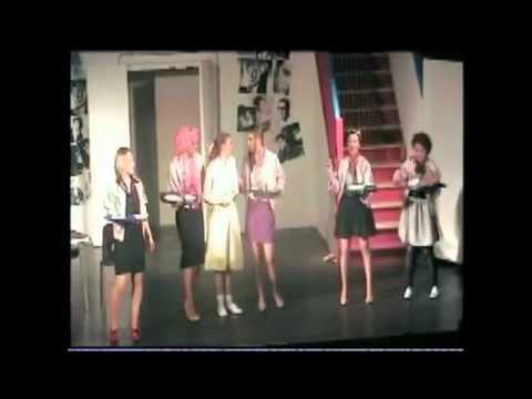 Louis Tomlinson As Danny In Hall Cross School 'Grease' Musical