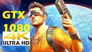 Outcast: Second Contact(PC)4K60FPS Max Settings NVIDIA GTX 1080 Gameplay with FPS Counter