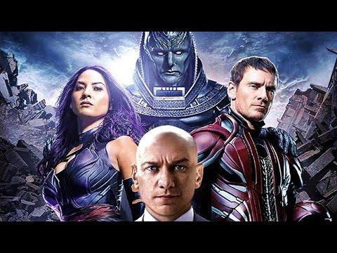 Люди Икс: Апокалипсис (2016) смотреть онлайн в хорошем