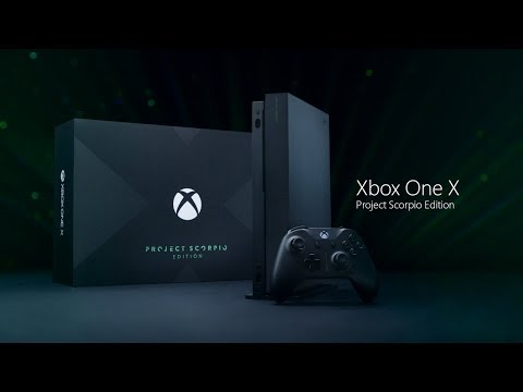 Xbox One X Launch Supply Might Be Quite Limited Outside of Pre-Orders