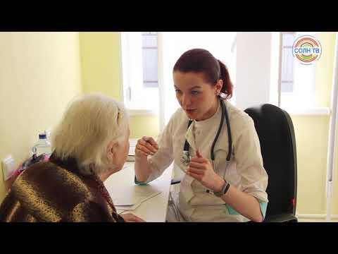 В поселениях Солнечногорска работает мобильная бригада врачей