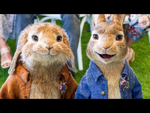 PETER RABBIT 2 - 4 Minutes Trailers (2020)