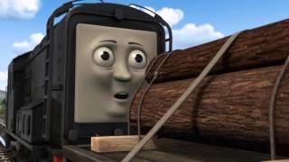 Gambar cover Lokomotiva Tomáš Záchrana Mlžného ostrova CZ Dabing Animovaný   Dobrodružný   Rodinný,Velká Británie
