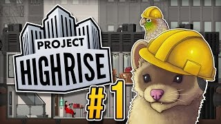 SIMTOWER SEQUEL?! ★ Project Highrise Ep. 1