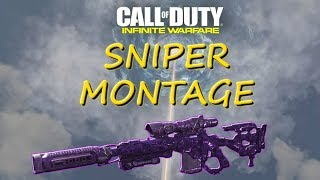 My Goodbye To Infinite Warfare [Sniper Montage]