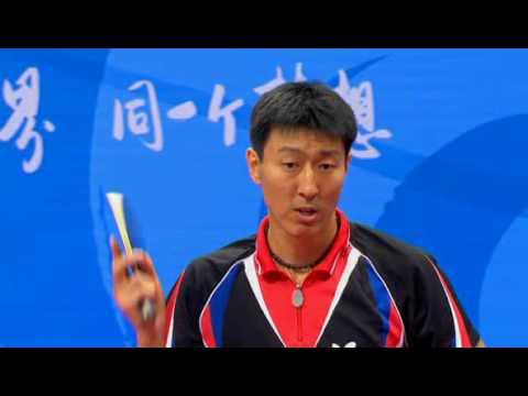 2008 Olympics China  Sang Eun KOR vs Segun Toriola NGR