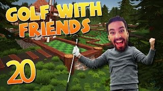 Low-Grav, Big Balls! (Golf With Friends #20)
