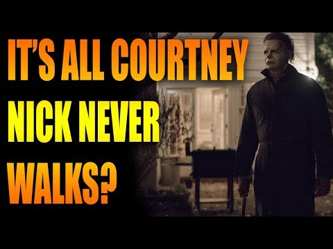 Halloween 2018: Nick Castle Never Walks?