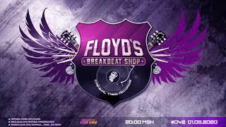 Floyd the Barber - Breakbeat Shop #042 [breakbeat/electrorock Mix 2020]