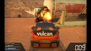 Burnin' Rubber 5 HD - Vulcan M6 Test Drive