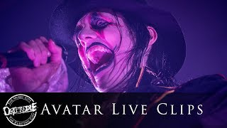 "Avatar LIVE Clips - ""Bloody Angel"", ""Avatar Country"""