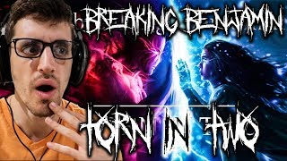 "This One Broke My Heart!! | BREAKING BENJAMIN - ""Torn in Two"" (REACTION!!)"