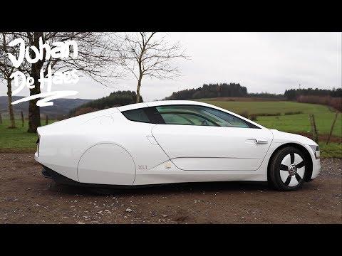 VW XL1 POV test drive