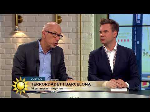 Terrordåden i Spanien - vi summerar morgonen - Nyhetsmorgon (TV4)