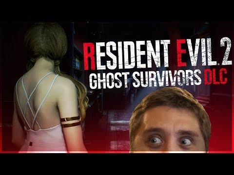 Resident Evil 2 Remake - НОВЫЙ СЮЖЕТ THE GHOST SURVIVORS DLC! ПРОХОЖДЕНИЕ НА PC, 1440P