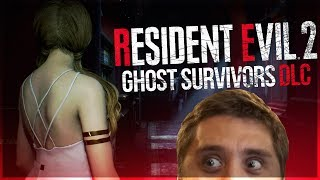 Resident Evil 2 Remake - НОВЫЙ СЮЖЕТ THE GHOST SURVIVORS DLC! ПРОХОЖДЕНИЕ НА PC, 1440P