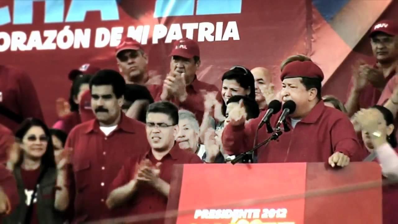 ¡Chávez es Pueblo! ¡Chávez somos millones, tú también eres Chávez!