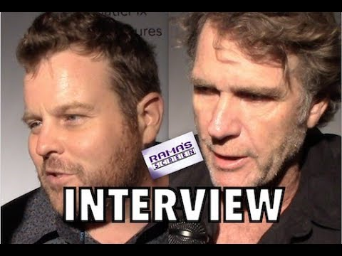 My Interviews with 'LONGMIRE' Stars, Adam Bartley and Robert Taylor