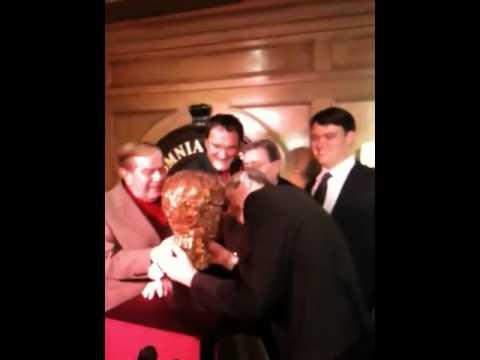Quentin Tarantino, Jerry Lewis, Richard Belzer @ Friars Club