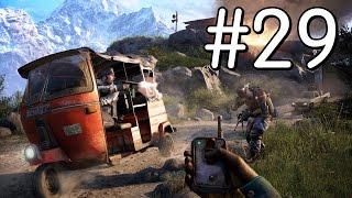 Far Cry 4. Серия 29 [Побег из тюрьмы, охраняемой демонами]