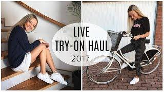 LIVE TRY ON HAUL + VLOG ⎥xapiaxa (Shein)