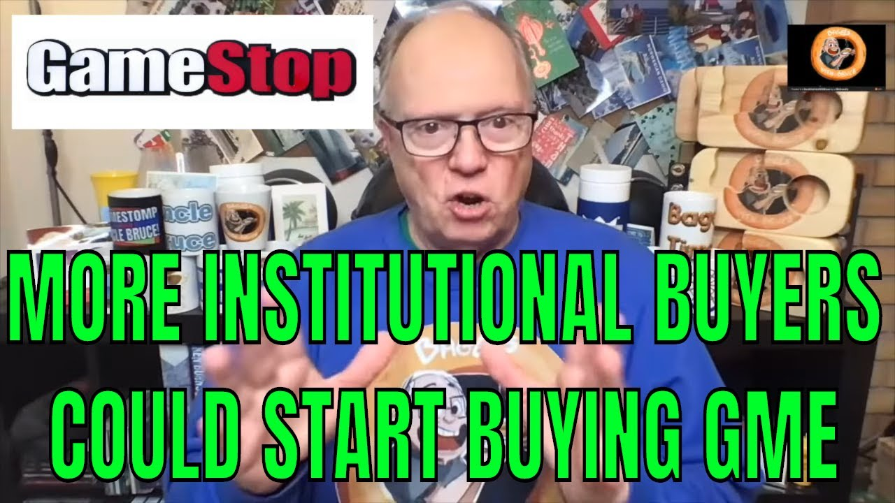 WHY MUTUAL FUNDS AND ETFS COULD START BUYING GAMESTOP SHARES NOW PLUS THE CONGRESS HEARINGS