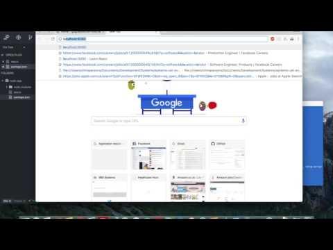 Google Cloud Platform - Node.js Tutorial