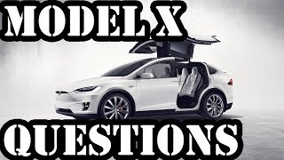 Ask Questions About The Tesla Model X!