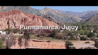 Purmamarca, Jujuy, Argentine