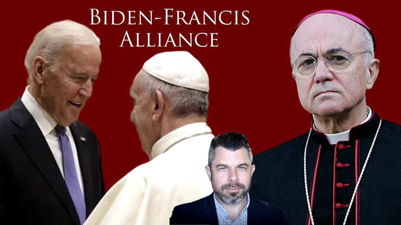 VIGANÒ: Joe Biden & Pope Francis are SUBVERSIVE to USA and China
