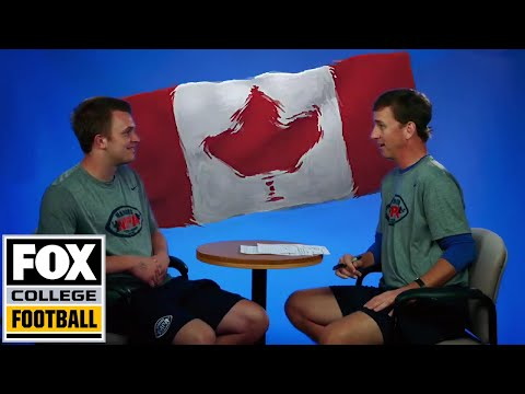 The Manning Minute featuring Jake Browning| Feature | FOX COLLEGE FOOTBALL