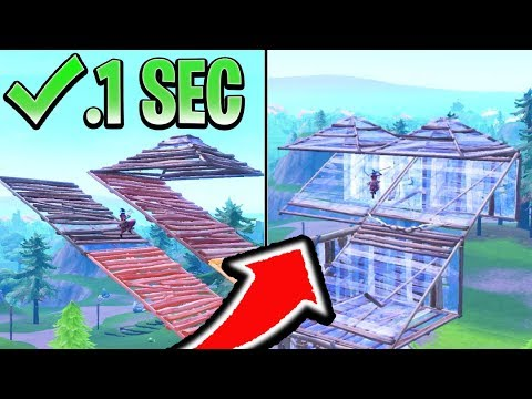 TOP 3 Tips to BUILD FAST on Console! How to Build Faster in Fortnite  (Ps4/Xbox Building Tips)