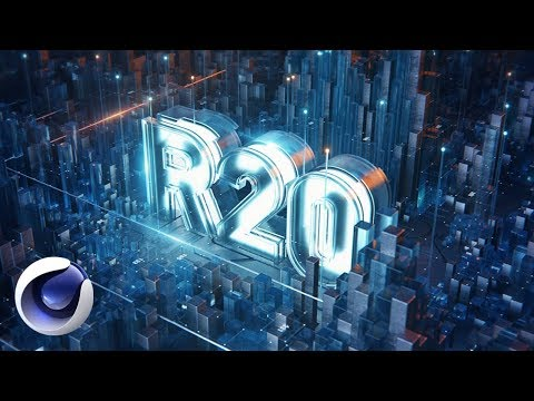 Стрим #15 - Cinema 4D R20. Новые возможности