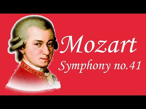 "Mozart - Symphony No.41 in C Major, K. 551 ""Jupiter"""