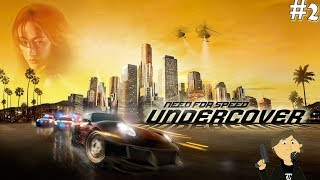 NEED FOR SPEED: UNDERCOVER - №2. ОНА ИДЕАЛЬНА