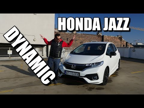 2018 Honda Jazz (Fit) Dynamic (ENG) - Test Drive and Review