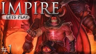 Impire Gameplay - Baal the Imp - Lets Play Impire Part 1