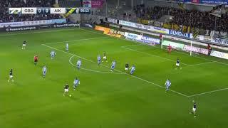 IFK Göteborg - AIK 0-2 | highlights