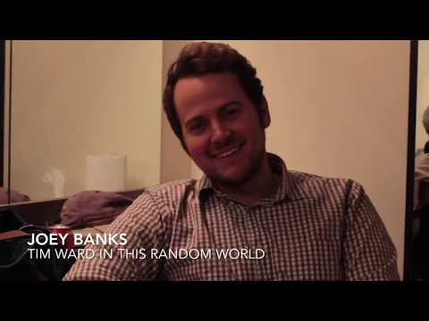 This Random World Backstage: Interview with Joey Banks