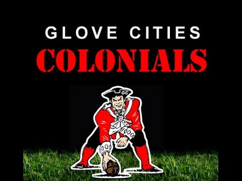Glove Cities Colonials vs Broome County Stallions Week 5 NFA 07/16/2016