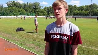 Медногорские мальчишки выбирают футбол