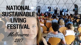 Tiny Houses Australia At The National Sustainable Living Festival 2017 - Melbourne