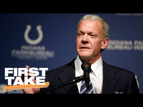 Stephen A. Smith Blasts Colts Owner Jim Irsay, Calls Him