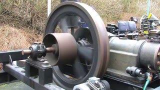 Unterwellenborn - größtes Stationärmotoren Treffen Deutschlands  1-6 Stationary Engine Rally