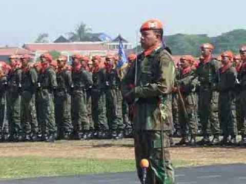 Panglima TNI Diangkat Jadi Warga Kehormatan Korpaskhas TNI AU Mp3
