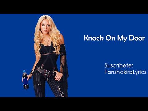 01 Shakira - Knock On My Door [Lyrics]