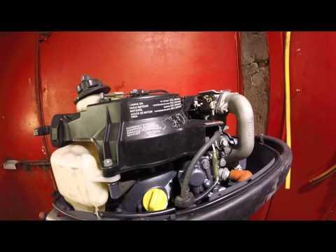 Обзор лодочного мотора yamaha 4л с