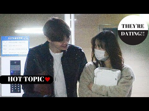 Koo Hye Sun (구혜선) & Ahn Jae Hyun (안재현) DATING NEWS! | HOT TOPIC