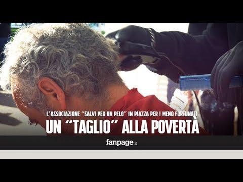 Barba, capelli e make up gratis alle persone in difficoltà: a Napoli un Natale di solidarietà